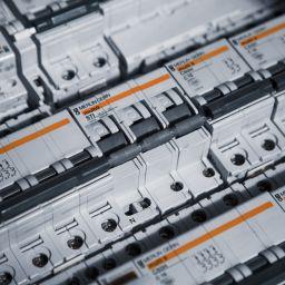 impianti elettrici - quadri di distribuzione