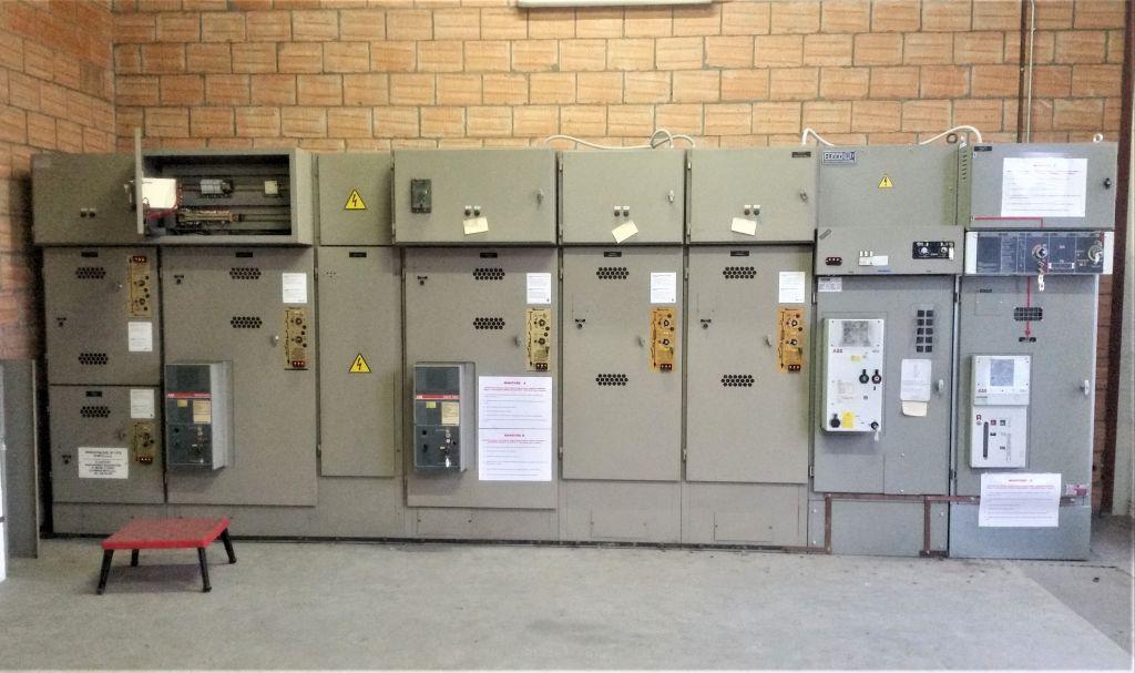 Impianto prima di manutenzione MT BT con adeguamento alla CEI