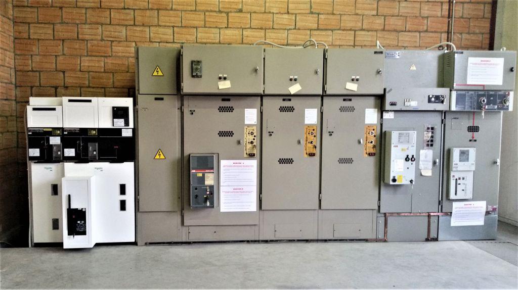 Impianto dopo manutenzione MT BT di adeguamento alla CEI
